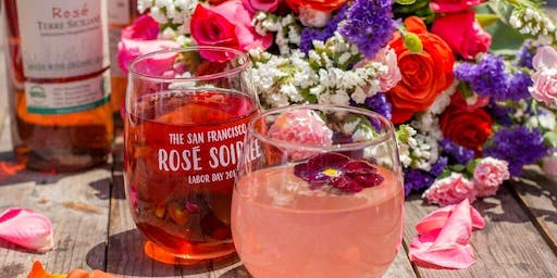 The San Francisco Rosé Soirée