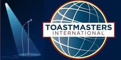 Reunión San Juan Toastmasters tickets