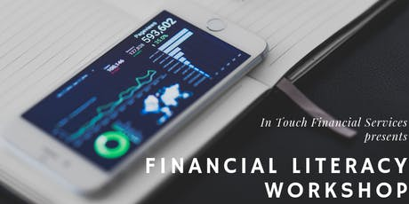 Financial Literacy Workshop: Beginners Guide to Investing tickets
