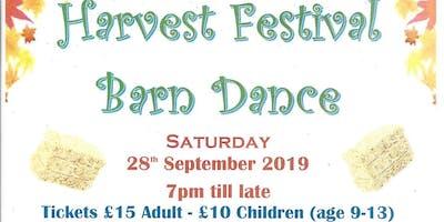 Harvest Festival Barn Dance