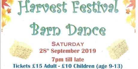 Harvest Festival Barn Dance tickets