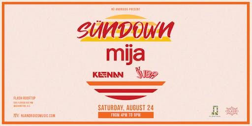 SünDown: Mija w/ KEENAN + DJ Juba at Flash
