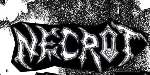 Necrot (usa) + Faceless Burial in Brisbane