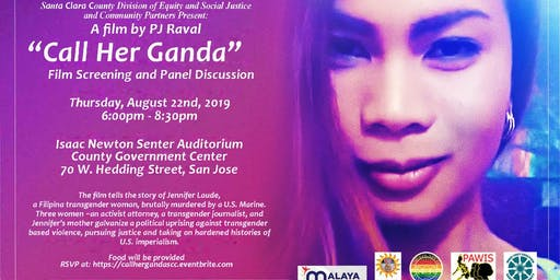 """""""Call Her Ganda"""" Film Screening and Panel Discussion"""