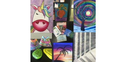 Kid's Art Workshop September 2019 / May 2020 monthly Fees (Ages 9 - 12)