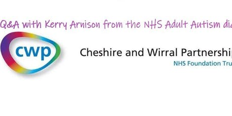 Autism Q&A with NHS adult autism diagnosis professional tickets