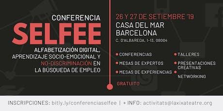 Conferencia SELFEE tickets