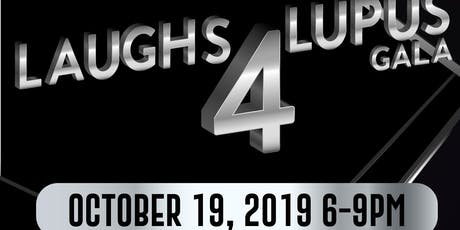LAUGHS 4 LUPUS GALA tickets
