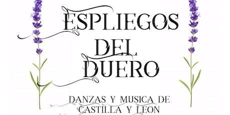 Danzas, Música y Narraciones de Castilla tickets
