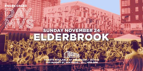 ELDERBROOK tickets