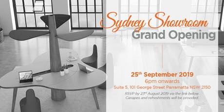 Level- O Furniture Sydney Office Grand Opening tickets