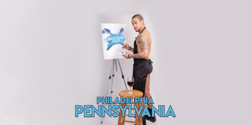 Booze N' Brush Next to Naked Sip n' Paint Philadelphia, PA ...