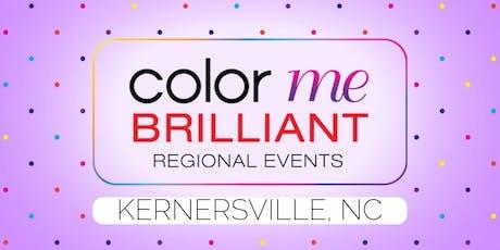 Color Me Brilliant - Kernersville, NC (Greensboro/Winston-Salem) tickets