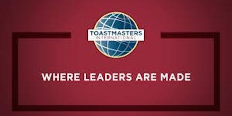 Toast of Fredericksburg Toastmasters Club tickets