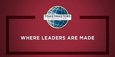 Toastmasters - Toast of Fredericksburg Virtual Meeting tickets