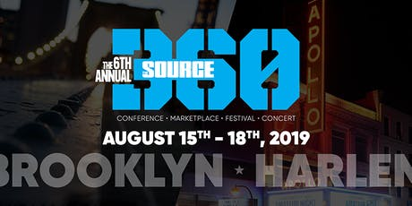 2019 SOURCE360 Hip-Hop Conference & Festival  tickets