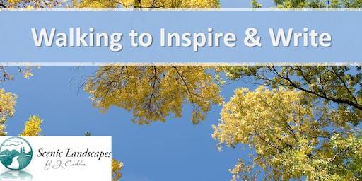 Walking to Inspire & Write Workshop