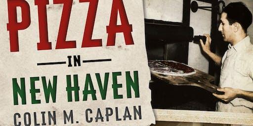 Pizza in New Haven Exhibit Opening