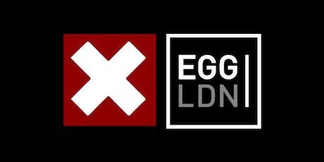 Paradox Tuesday at Egg London 27.08.2019 tickets