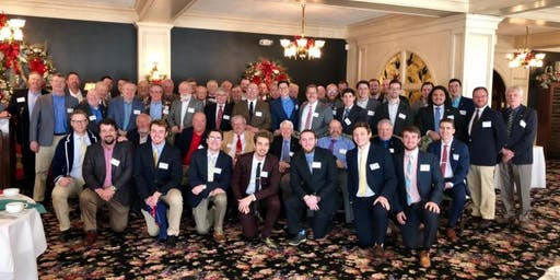 2019 Milwaukee Sigma Chi Alumni Christmas Luncheon