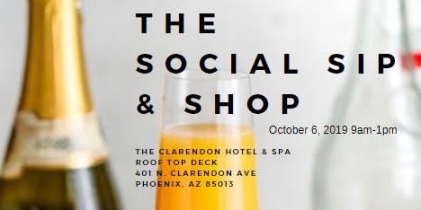 The Social Sip & Shop