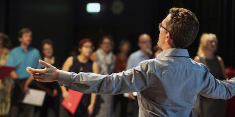 Sing with Opera Queensland Group Vocal Workshop tickets