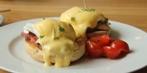 Cafe Basics - Eggs Benedict