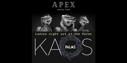 Ladies Night Out at The Palms