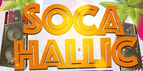 Socahallic @CLTR | Ladies Drink Free Until Midnight tickets