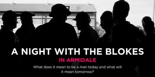 Tomorrow Man - A Night With The Blokes in Armidale
