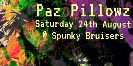 Paz Pillowz tickets
