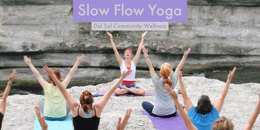 Slow Flow Yoga