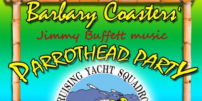 Barbary Coasters Parrothead Party