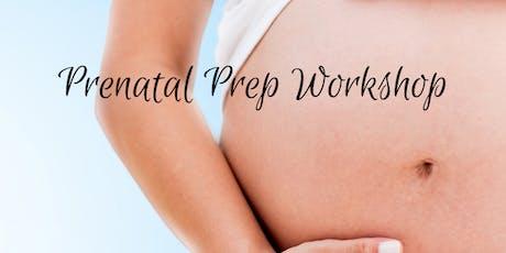 Prenatal Prep Workshop tickets