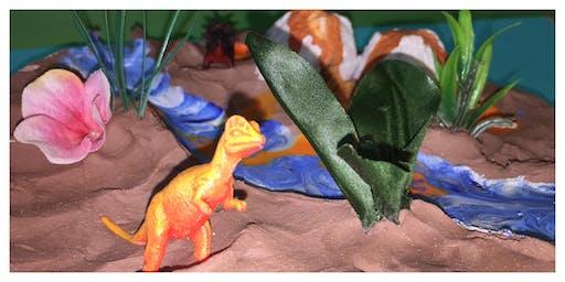 Dinorama Workshop (3-6 Years)