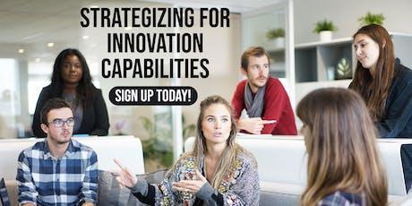 Strategizing for Innovation Capabilities (1 Day) - Adelaide CBD: Nov 2019 tickets