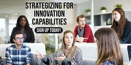 Strategizing for Innovation Capabilities (1 Day) - Adelaide CBD tickets