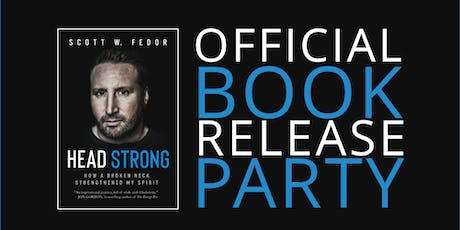 Head Strong Official Book Release Party tickets