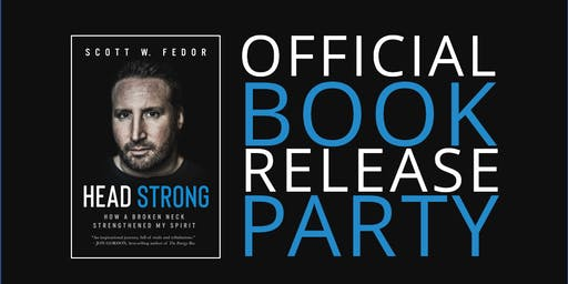 Head Strong Official Book Release Party