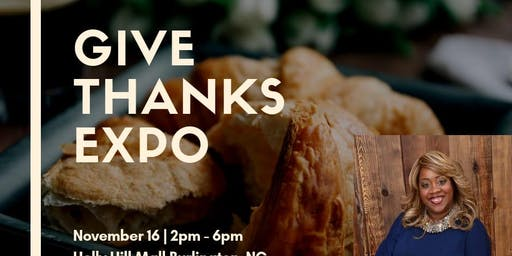 GIVE THANKS EXPO!