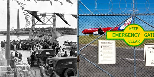 History Week Talk: Sydney Airport - Memories from the Fringe