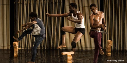 Denison Vail Series Presents Baker & Tarpaga Dance Project 'When Birds Refused to Fly'