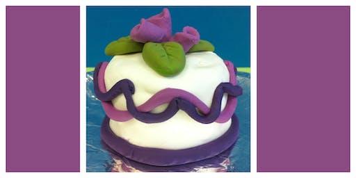 Mini Cake Creations Workshop (5-12 years)