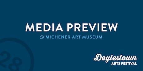 Media Preview | 2019 Doylestown Arts Festival tickets