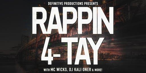 Rappin 4-Tay at Full Circle Olympic