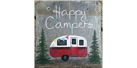 """""""Happy Campers"""" tickets"""