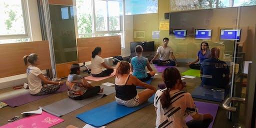 Ashtanga Yoga - 10 week programme for beginners