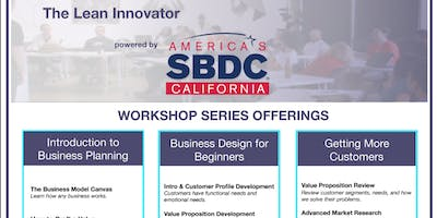 Lean Innovator Business Workshop Series