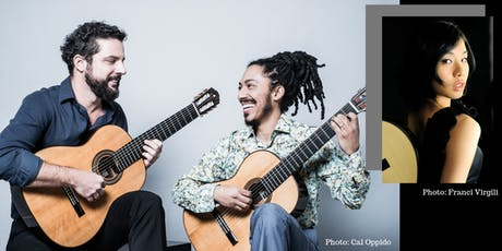 Denison Vail Series Presents Brasil Guitar Duo with JIJI tickets
