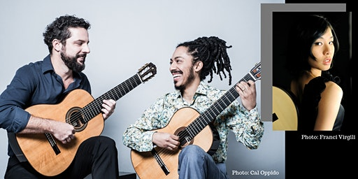 Denison Vail Series Presents Brasil Guitar Duo with JIJI